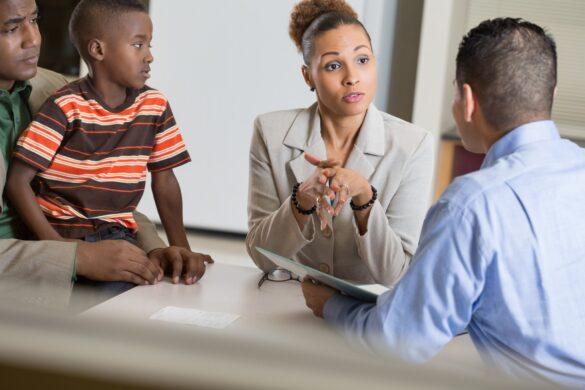 Benefits of Mediation Between Parents and School District